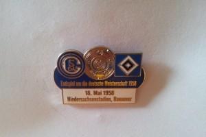 Deutsche Meisterschaft 1958 Schalke 04-HSV