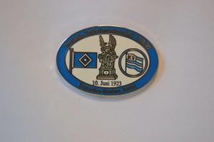 Deutsche Meisterschaft HSV-SC Oberschönweide 1923