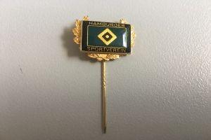 Ehrennadel Hamburger Sportverein Goldkranz