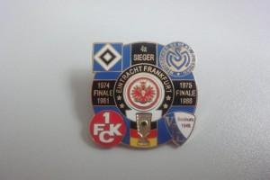 Eintracht Frankfurt DFB-Pokalsiege
