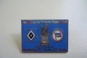 Endspiel um die deutsche Meisterschaft 1928 HSV - Hertha BSC