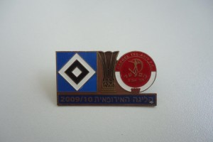 Europa League 2009-2010 HSV-Hapoel Tel Aviv hebräisch