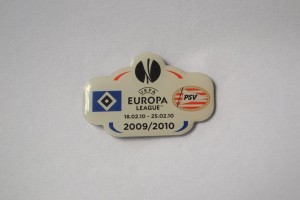 Europa League 2009-2010 HSV-PSV Eindhoven 2