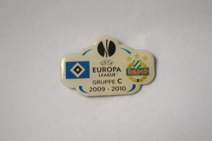 Europa League 2009-2010 HSV-Rapid Wien 3