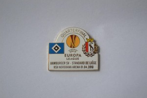 Europa League 2009-2010 HSV-Standard de Liege