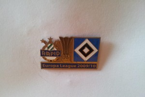 Europa League 2009-2010 Rapid Wien-HSV 2