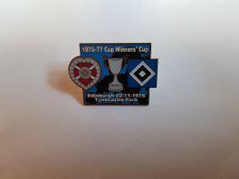 Europapokal 1976-1977 Midlothian-HSV