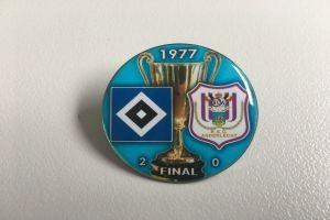 Europapokal 1976-77 HSV-Anderlecht