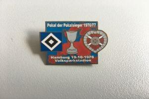 Europapokal 1976-77 HSV-Midlothian