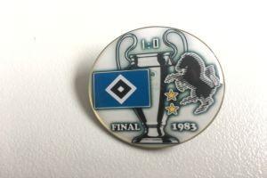 Europapokal 1982-83 Finale HSV-Juventus