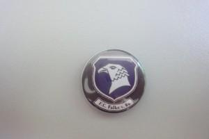 FC Falke Button