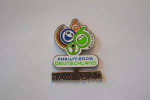 FIFA WM 2006 Hamburg