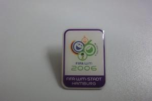 FIFA WM Stadt Hamburg WM 2006