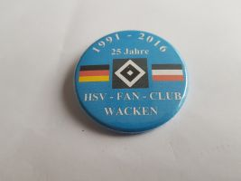 Fanclub Wacken Button