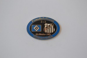 Freundschaftsspiel 1962 HSV-FC Santos