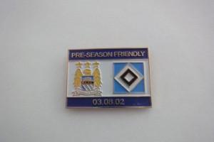 Freundschaftsspiel 2002 Manchester City-HSV