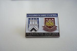 Freundschaftsspiel 2013 HSV - West Ham