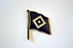 HSV Fahne Raute groß