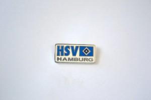 HSV Hamburg mit Raute