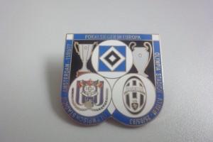 HSV - Pokalsieger in Europa 1977 und 1983