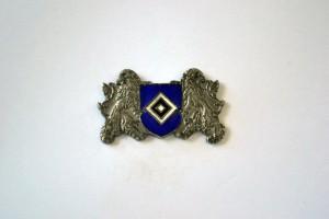 HSV Raute mit Löwen