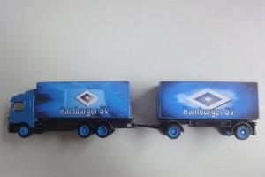 HSV-Raute zwei Anhänger