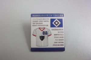 HSV Saison 1982-1983