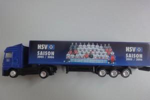 HSV Saison 2005-2006 Mannschaftsfoto