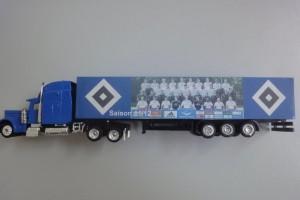 HSV Saison 2011-2012 Mannschaftsfoto