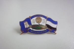 HSV - Sechsmal deutscher Meister