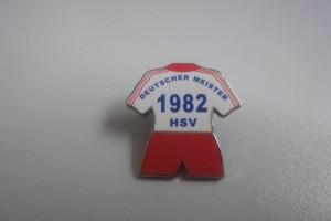 HSV Shirt Deutscher Meister 1982