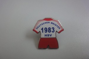 HSV Shirt Deutscher Meister 1983