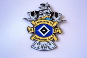 HSV Supporters Club Längen- und Breitengrad