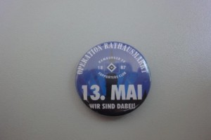 HSV Supporters Club - Operation Rathausmarkt
