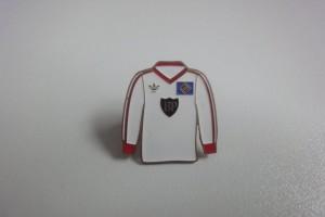 HSV Trikot 1984-1985 Heim Langarm