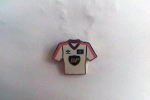 HSV Trikot 1986-1987 Heim