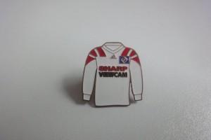 HSV Trikot 1993-1994 Heim Langarm
