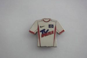 HSV Trikot 2002-2003 Heim ohne Logo
