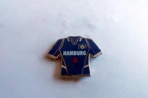 HSV Trikot 2003-2004 Auswärts ohne Logo und ohne Sponsor