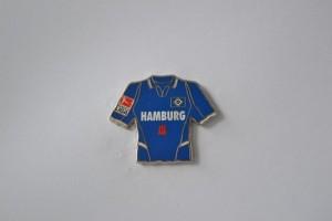 HSV Trikot 2003-2004 Auswärts ohne Sponsor
