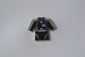 HSV Trikot 2007-2008 Auswärts ohne Logos