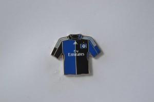 HSV Trikot 2008-2009-2010 Auswärts ohne Logos