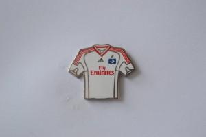 HSV Trikot 2009-2010 Heim ohne Logos