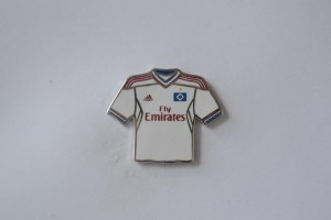 HSV Trikot 2011-2012 Heim ohne Logo