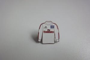 HSV Trikot 2012-2013 Heim Langarm ohne Logo