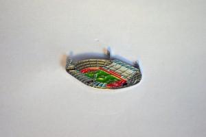 HSV Volksparkstadion vor Umbau