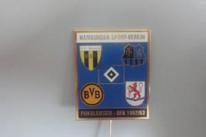 HSV im DFB-Pokal 1962-1963