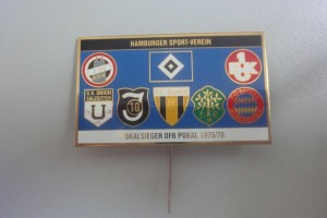 HSV im DFB-Pokal 1975-1976