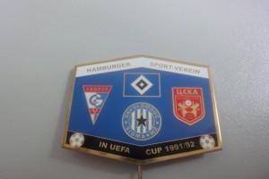 HSV im UEFA Cup 1991-1992