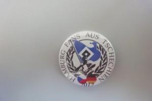 Hamburg Fans aus Tschechien 2012 Button
